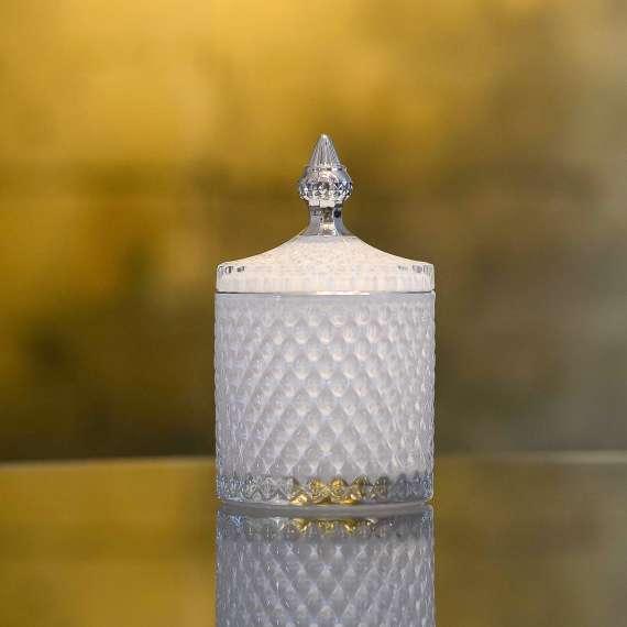 stiklinis-indelis-Royal-XL-balta-sidabras