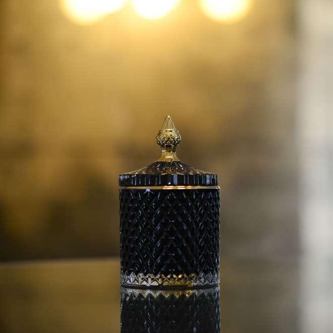 stiklinis-indelis-XL-juoda-auksas