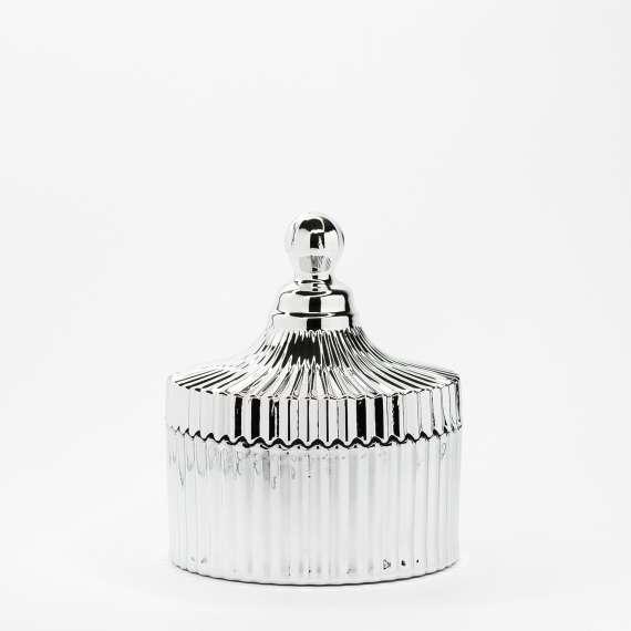 stiklinis-indelis-M-sidabras-su-dangteliu