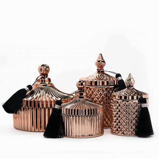 kvapiuju-zvakiu-rinkinys-royal-2-zvakes-rozinis-auksas-didysis